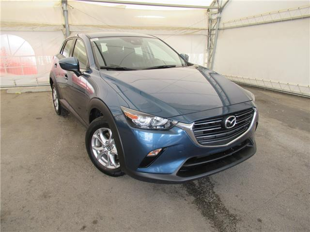 2019 Mazda CX-3 GS (Stk: B440073) in Calgary - Image 1 of 25