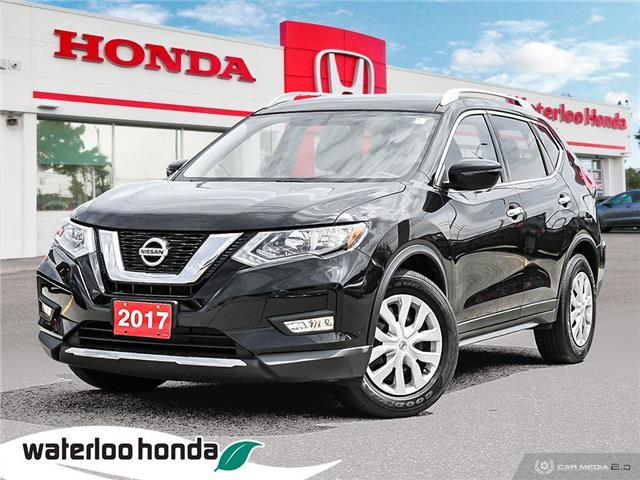 2017 Nissan Rogue S (Stk: H6818A) in Waterloo - Image 1 of 26