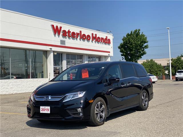 2019 Honda Odyssey EX (Stk: U7089) in Waterloo - Image 1 of 3