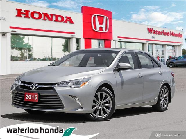 2015 Toyota Camry XLE V6 (Stk: H6746A) in Waterloo - Image 1 of 27