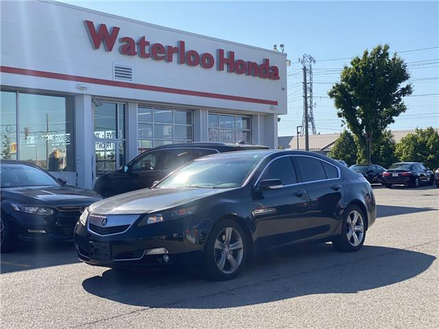 2013 Acura TL Base (Stk: H6620A) in Waterloo - Image 1 of 3