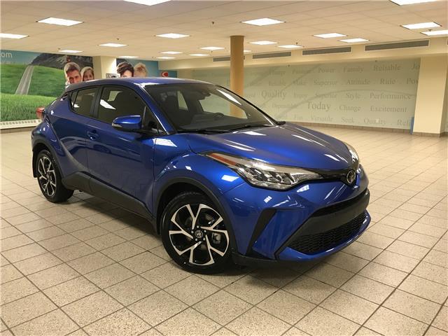 2020 Toyota C-HR XLE Premium (Stk: 200850) in Calgary - Image 1 of 21