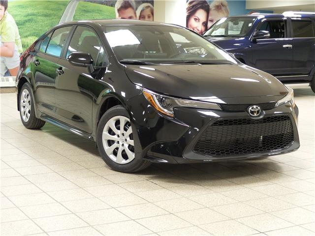 2020 Toyota Corolla LE (Stk: 200826) in Calgary - Image 1 of 22