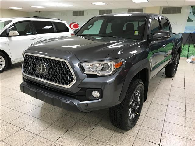 2020 Toyota Tacoma  (Stk: 200483) in Calgary - Image 1 of 18