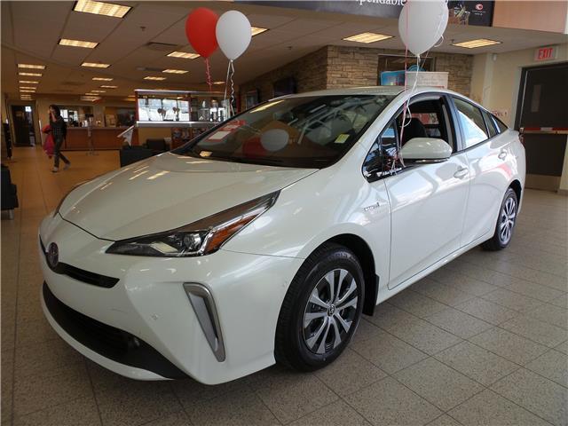 2020 Toyota Prius  (Stk: 200745) in Calgary - Image 1 of 12