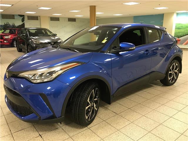 2020 Toyota C-HR XLE Premium (Stk: 200825) in Calgary - Image 1 of 20
