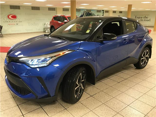 2020 Toyota C-HR  (Stk: 200929) in Calgary - Image 1 of 21