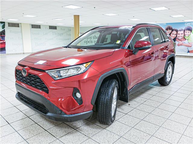 2020 Toyota RAV4 XLE (Stk: 200247) in Calgary - Image 1 of 13