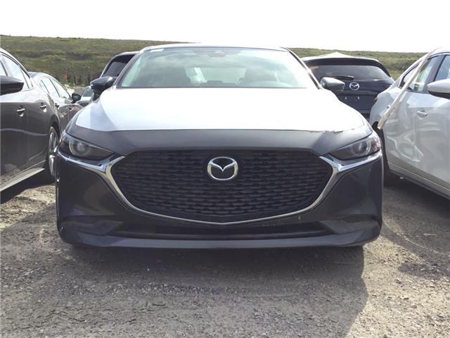 2019 Mazda Mazda3 GT (Stk: N4818) in Calgary - Image 1 of 1