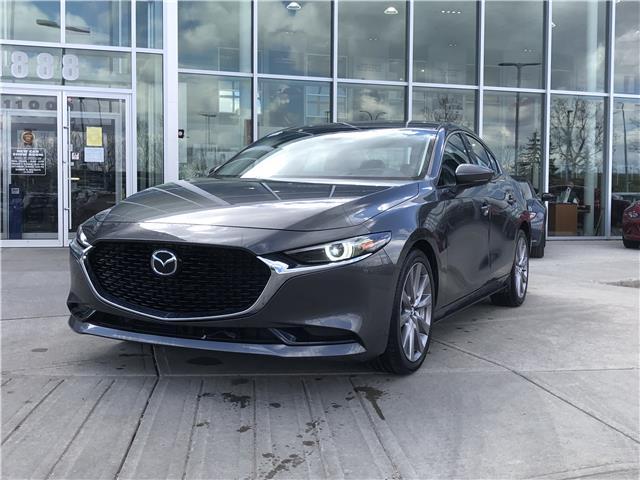 2019 Mazda Mazda3 GT (Stk: N4680) in Calgary - Image 1 of 1