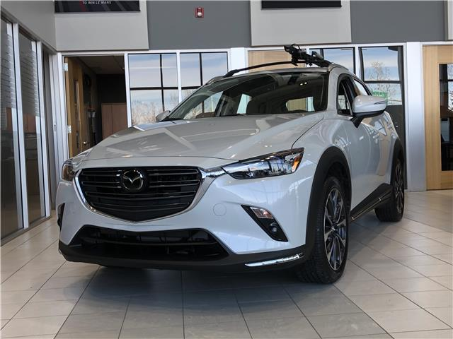 2020 Mazda CX-3 GT (Stk: N5355) in Calgary - Image 1 of 7