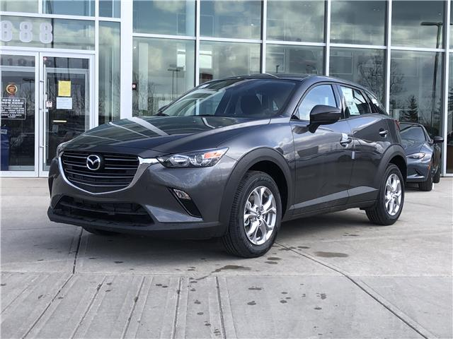2020 Mazda CX-3 GS (Stk: N5515) in Calgary - Image 1 of 1
