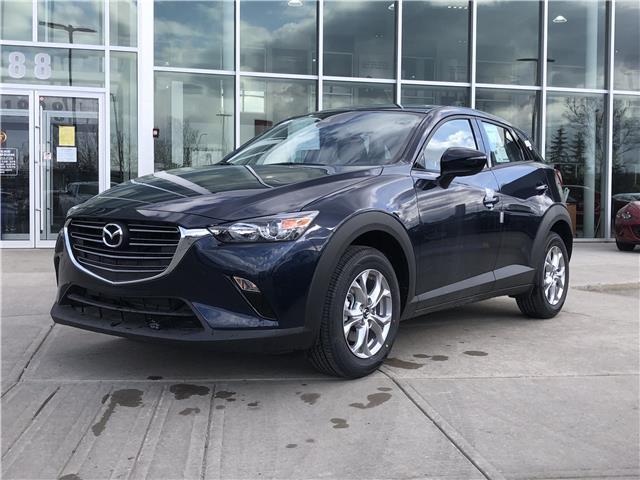 2020 Mazda CX-3 GS (Stk: N5513) in Calgary - Image 1 of 1