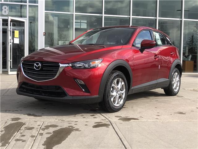 2020 Mazda CX-3 GS (Stk: N5517) in Calgary - Image 1 of 1