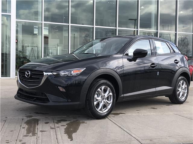 2020 Mazda CX-3 GS (Stk: N5428) in Calgary - Image 1 of 1