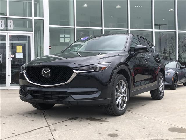 2019 Mazda CX-5 Signature w/Diesel (Stk: N5257) in Calgary - Image 1 of 1