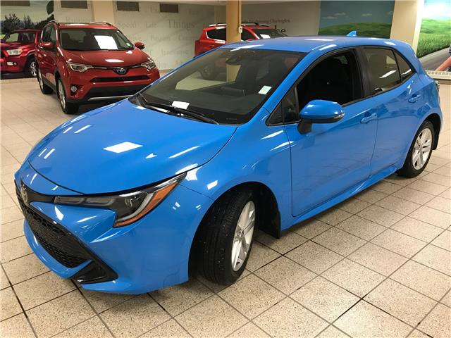 2019 Toyota Corolla Hatchback Base (Stk: 5804) in Calgary - Image 1 of 21