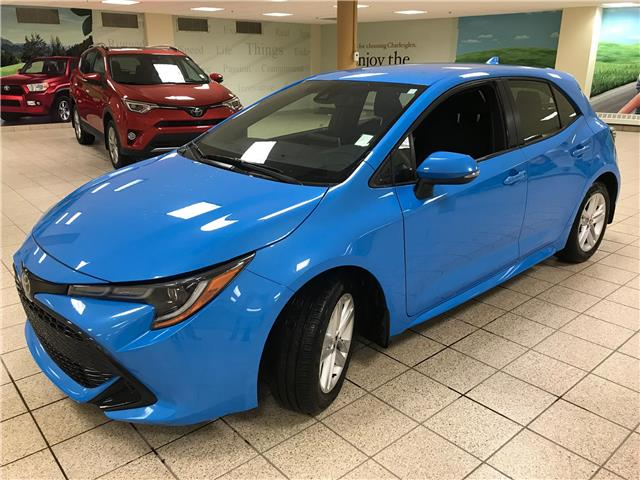 2019 Toyota Corolla Hatchback Base (Stk: 5805) in Calgary - Image 1 of 21