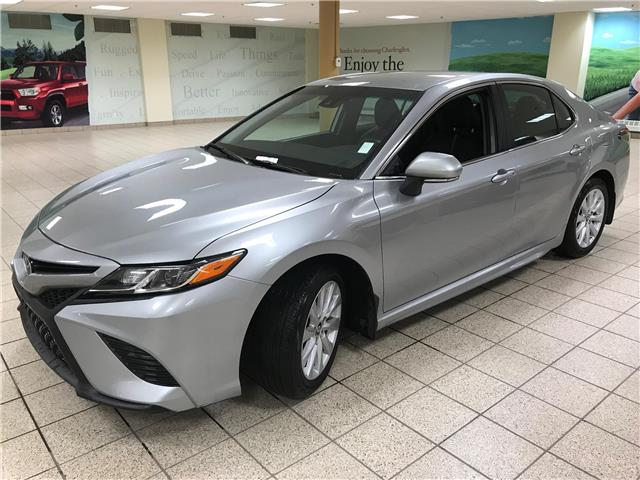 2019 Toyota Camry LE (Stk: 5807) in Calgary - Image 1 of 20