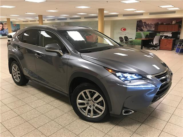 2017 Lexus NX 200t Base (Stk: 200784C) in Calgary - Image 1 of 12