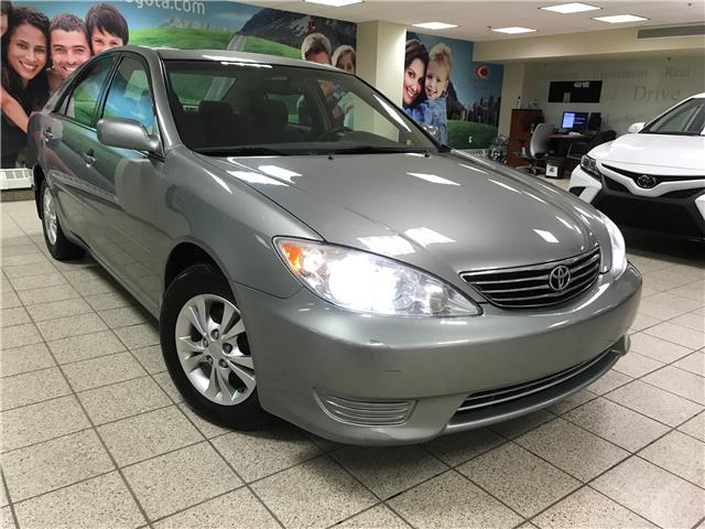 2006 Toyota Camry LE (Stk: 210692A) in Calgary - Image 1 of 10