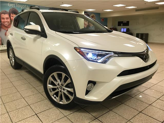 2018 Toyota RAV4 Limited (Stk: 210786A) in Calgary - Image 1 of 13