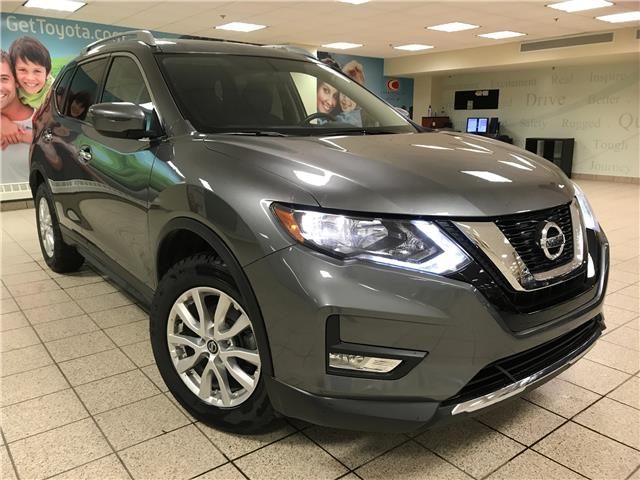 2017 Nissan Rogue SV (Stk: 210856A) in Calgary - Image 1 of 11
