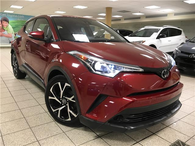 2018 Toyota C-HR XLE (Stk: 210975A) in Calgary - Image 1 of 11