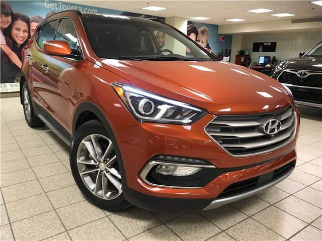 2017 Hyundai Santa Fe Sport 2.0T Ultimate (Stk: 210857A) in Calgary - Image 1 of 21