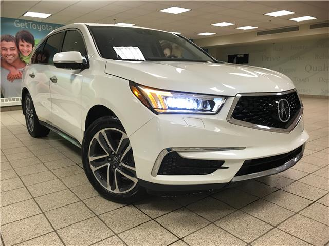 2018 Acura MDX Technology Package (Stk: 211121A) in Calgary - Image 1 of 11