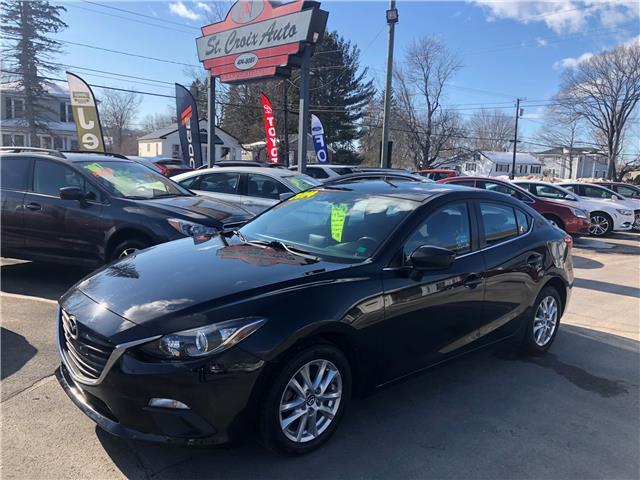 2014 Mazda Mazda3 GS-SKY (Stk: 28202P) in Fredericton - Image 1 of 9