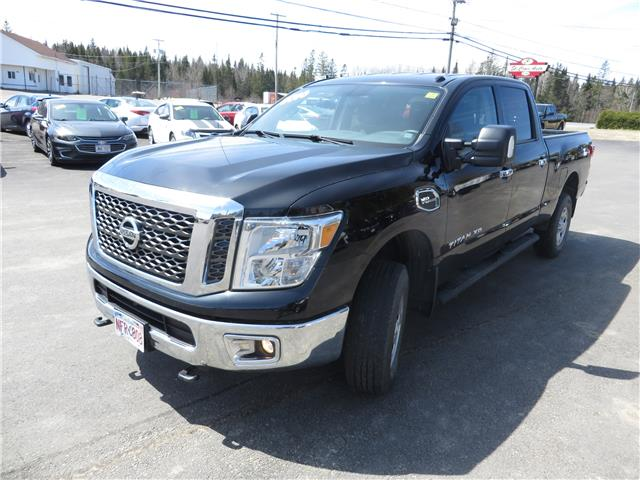 2016 Nissan Titan XD SV Gas (Stk: ) in Fredericton - Image 1 of 16