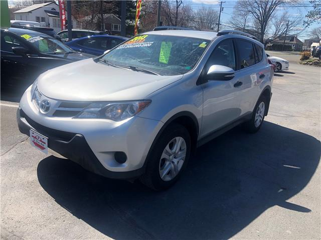 2013 Toyota RAV4 LE (Stk: 04036P) in Fredericton - Image 1 of 4