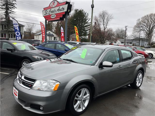2013 Dodge Avenger SXT (Stk: 200019b) in Fredericton - Image 1 of 6