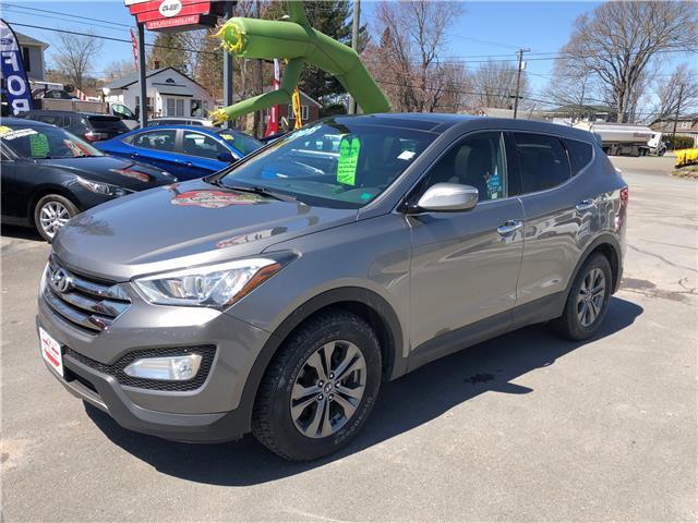 2013 Hyundai Santa Fe Sport 2.4 Luxury (Stk: 200028a) in Fredericton - Image 1 of 9