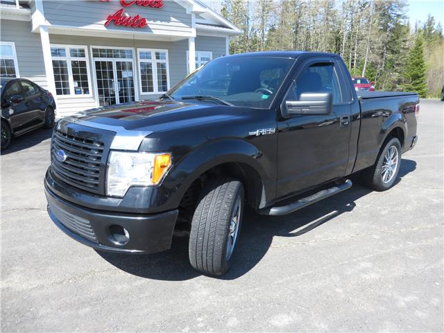 2014 Ford F-150 STX (Stk: 11468A) in Fredericton - Image 1 of 12