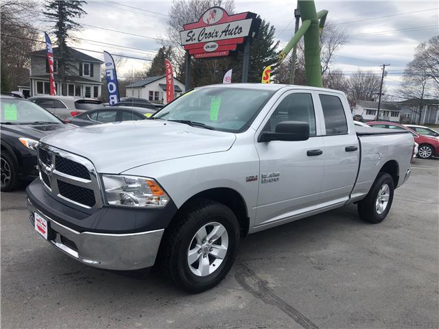 2017 RAM 1500 ST (Stk: s200051a) in Fredericton - Image 1 of 8
