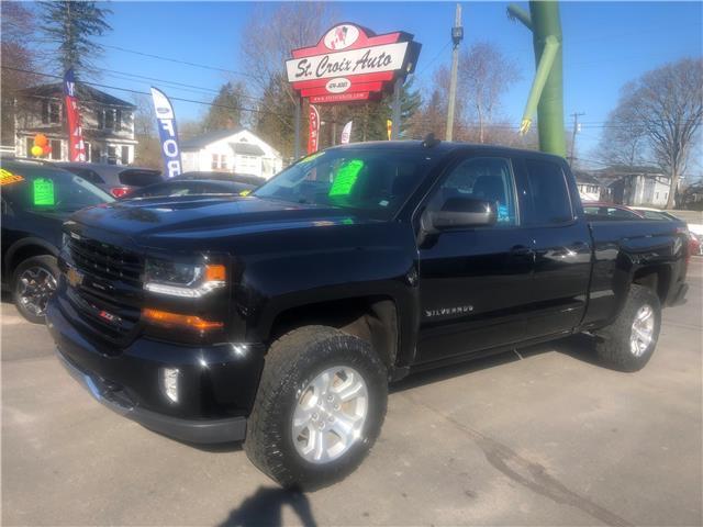2017 Chevrolet Silverado 1500 2LT (Stk: ) in Fredericton - Image 1 of 9