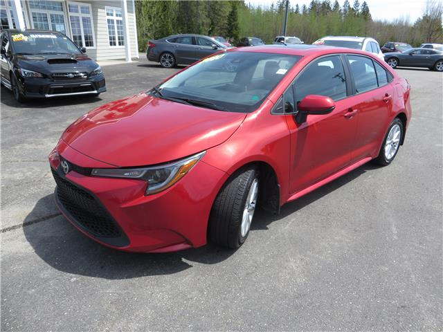 2020 Toyota Corolla LE (Stk: S200055A) in Fredericton - Image 1 of 16