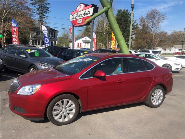 2016 Buick Verano Base (Stk: S200001A) in Fredericton - Image 1 of 7
