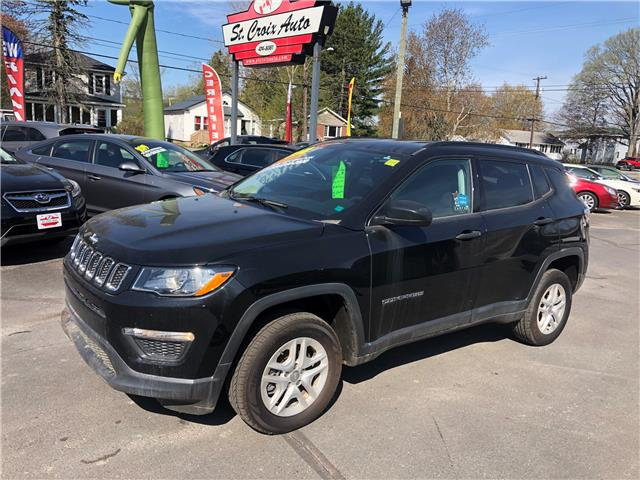 2018 Jeep Compass Sport (Stk: 50068P) in Fredericton - Image 1 of 7