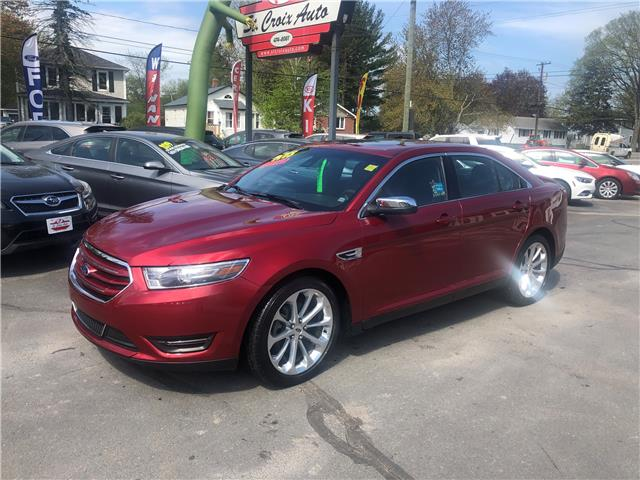 2018 Ford Taurus Limited (Stk: 28637p) in Fredericton - Image 1 of 9