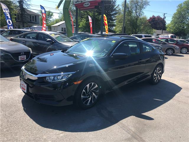 2017 Honda Civic LX (Stk: ) in Fredericton - Image 1 of 6