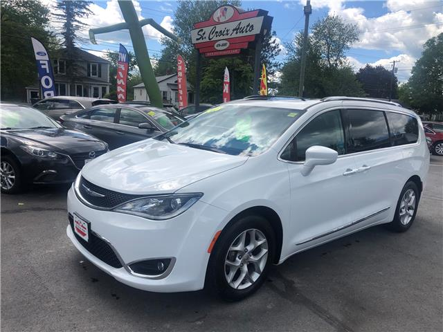 2018 Chrysler Pacifica Touring-L Plus (Stk: S200107A) in Fredericton - Image 1 of 13