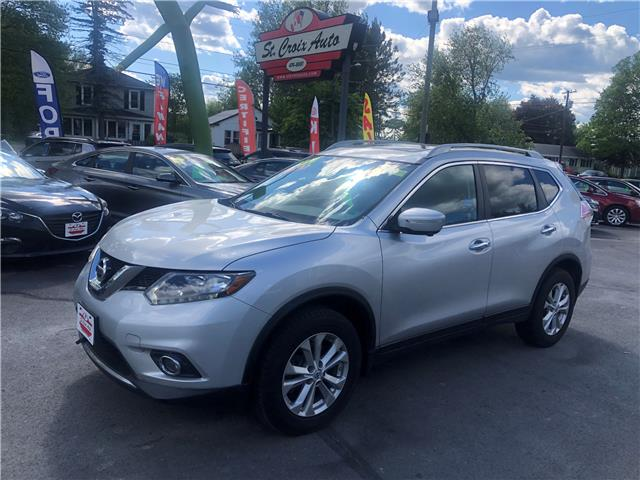 2014 Nissan Rogue SV (Stk: 80417A) in Fredericton - Image 1 of 10