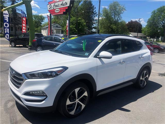 2017 Hyundai Tucson Limited (Stk: s200078a) in Fredericton - Image 1 of 11