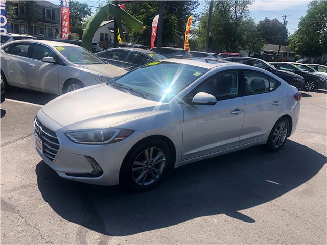 2018 Hyundai Elantra GL (Stk: 25271a) in Fredericton - Image 1 of 10