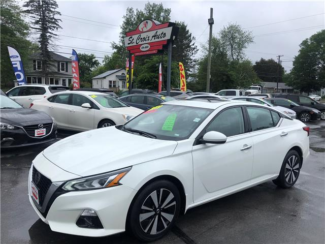 2019 Nissan Altima 2.5 SV (Stk: S200146A) in Fredericton - Image 1 of 10