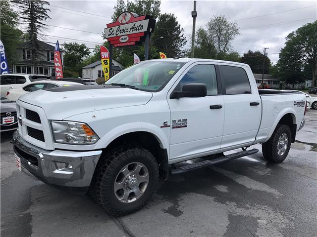 2017 RAM 2500 SLT (Stk: ) in Fredericton - Image 1 of 14