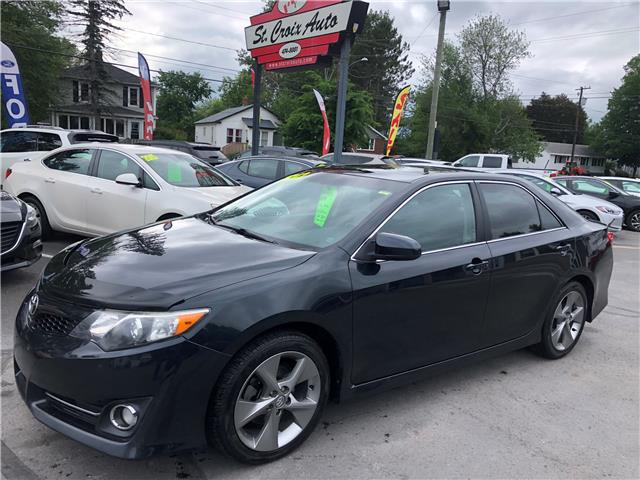 2012 Toyota Camry SE V6 (Stk: 01931A) in Fredericton - Image 1 of 10